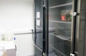 Ventilated closet