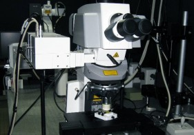 microscope confocal multi-photon